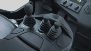 Joysticks der Linde Load Control