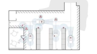 Eine Grafik zeigt die Anwendungsbereiche des Linde Safety Guards.