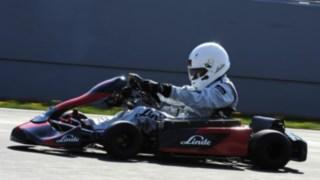 Elektro-Kart E1 von Linde Material Handling fährt Weltrekord ein