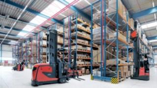 Yanmar Compact Equipment Europe setzt bei Logistiklösungen auf Linde Material Handling.