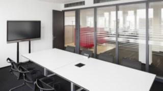 Neue Büroräume von LMH in Aschaffenburg