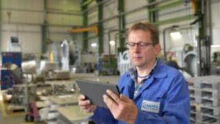 Truck Call App im Einsatz bei Reitz Group