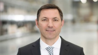 Andreas Krinninger Chief Executive Officer bei Linde Material Handling