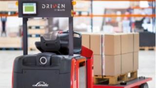 """Linde Material Handling bringt erste Robotikgeräte """"driven by Balyo"""" auf den Markt"""