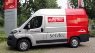 E-Mobilität im Service am Start
