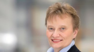 Sabine Neuß, Chief Operating Officer (COO) Linde Material Handling