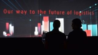 Die Zukunft der Logistik im 3-D-Hologramm