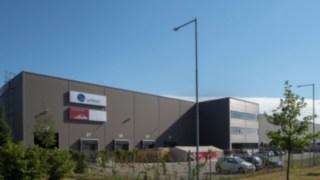 Neues Distributionszentrum bei Linde Material Handling für Ersatzteile in Brno, Tschechien