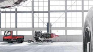 Linde Material Handling erweitert sein Portfolio an Brennstoffzellen-Geräten um den Schlepper Linde P250