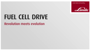 Thumbnail Video Linde Fuel Cell Drive LogiMAT 2019