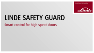Thumbnail Video Linde Safety Guard LogiMAT 2019
