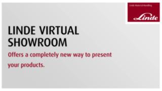 Thumbnail Video Linde Virtual Showroom App LogiMAT 2019
